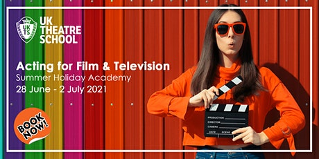 'Acting for Film & Television' Themed Holiday Academy tickets