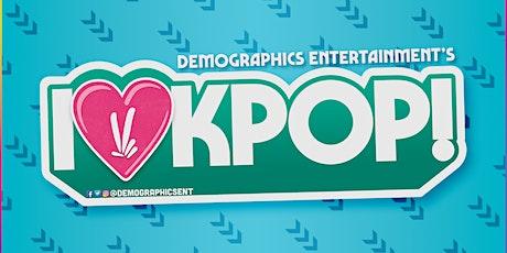 DemographicsEnt Presents: I♡KPOP! at Elysium tickets
