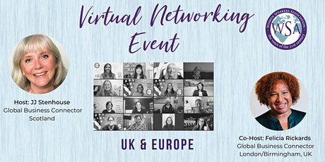 Women Speakers Association Global Social UK and Europe tickets