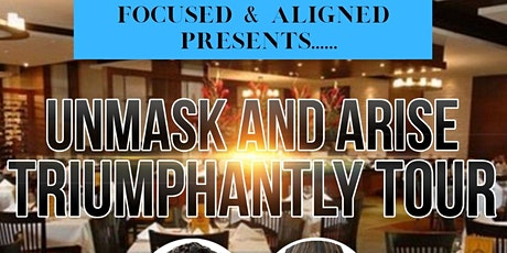 Unmask and Arise Triumphantly Tour tickets