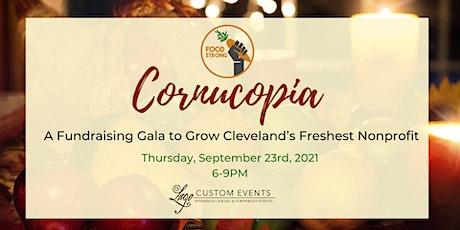 Cornucopia: A Fundraising Gala to Grow Cleveland's Freshest Nonprofit tickets
