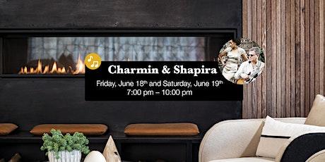 Charmin & Shapira LIVE at Umbra tickets