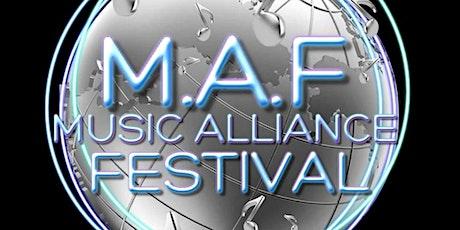 Music Alliance Festival tickets
