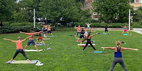 Yoga & Movement by NamaStay Sober and the Rose Kennedy Greenway tickets