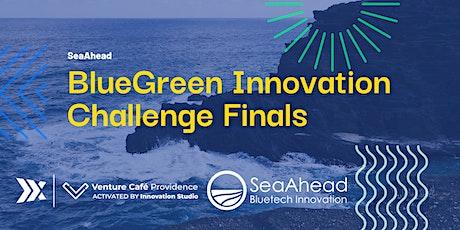 SeaAhead Blue Green Challenge tickets