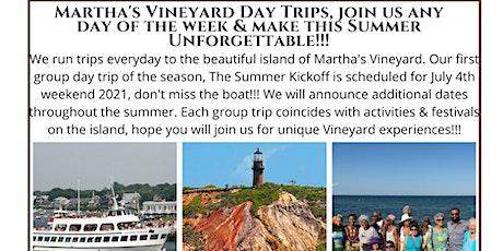 Martha's Vineyard Day Trips tickets