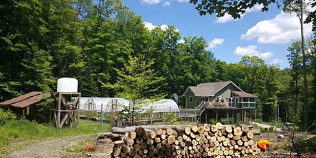 Tour an Off-Grid Home Self-Sustainable Farm and Gardens tickets