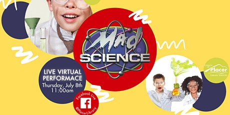 Mad Science! on Facebook Live tickets