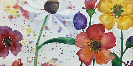 Wildflowers Paint Party tickets