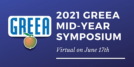 2021 GREEA Mid-Year Symposium - Afternoon Session - Non-member tickets