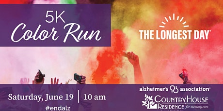 Longest Day 5K Color Run/Walk tickets