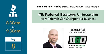 Referral Strategy – Understanding How Referrals Can Change Your Business tickets