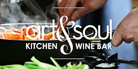 Cooking Class: Wine & Dine tickets