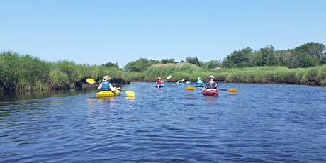 Guided Paddle of the Green Harbor River tickets