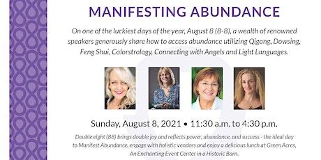 Manifesting Abundance tickets