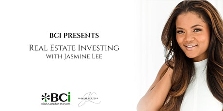 Real Estate Investing with Jasmine Lee tickets
