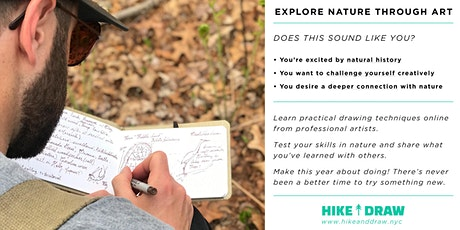 Free Nature Drawing Workshop (Limited Space) tickets