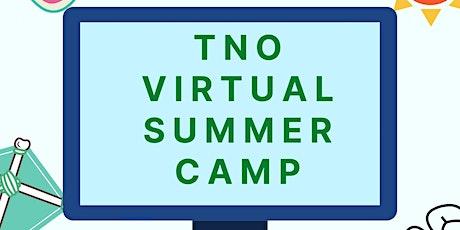 TNO Virtual Summer Camp tickets