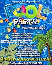 POOL PARTY EXTRAVAGANZA 2021 tickets