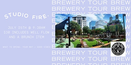 Studio Fire Brewery Tour with Market on Main tickets
