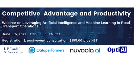 Leveraging artificial intelligence in your transport operations tickets