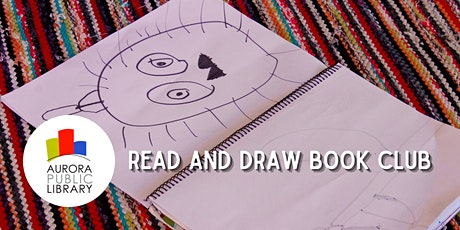 Read and Draw Book Club tickets