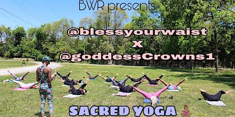 BWR Sacred Yoga tickets
