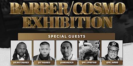 Barber / Cosmo Exhibition tickets