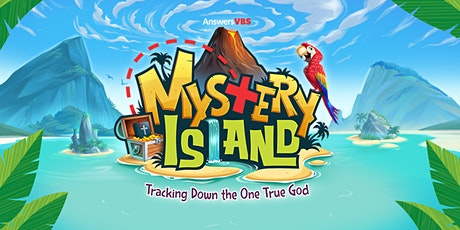 Mystery Island at CCBC's 2021 VBS! tickets