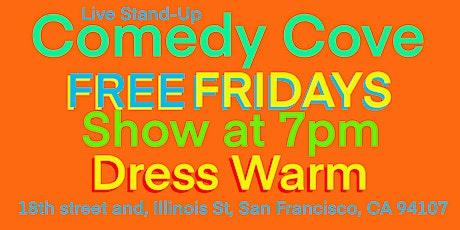 Fun Haus Comedy Presents: Comedy Cove tickets