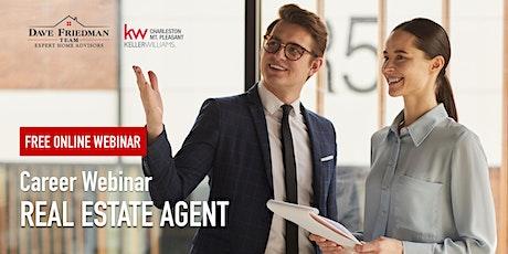 Career Webinar | Real Estate Agent tickets