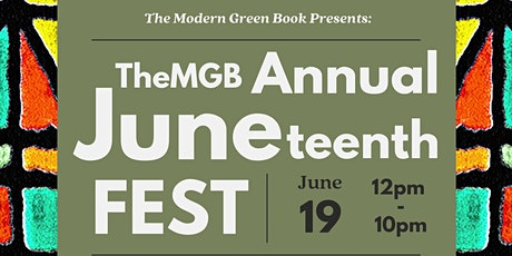 TheMGB 1st Annual Juneteenth Fest tickets