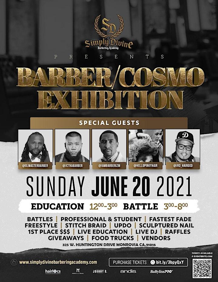 Barber / Cosmo Exhibition image