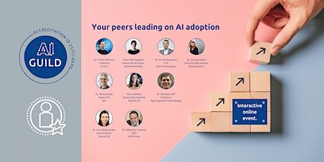 The highest standard in AI. tickets