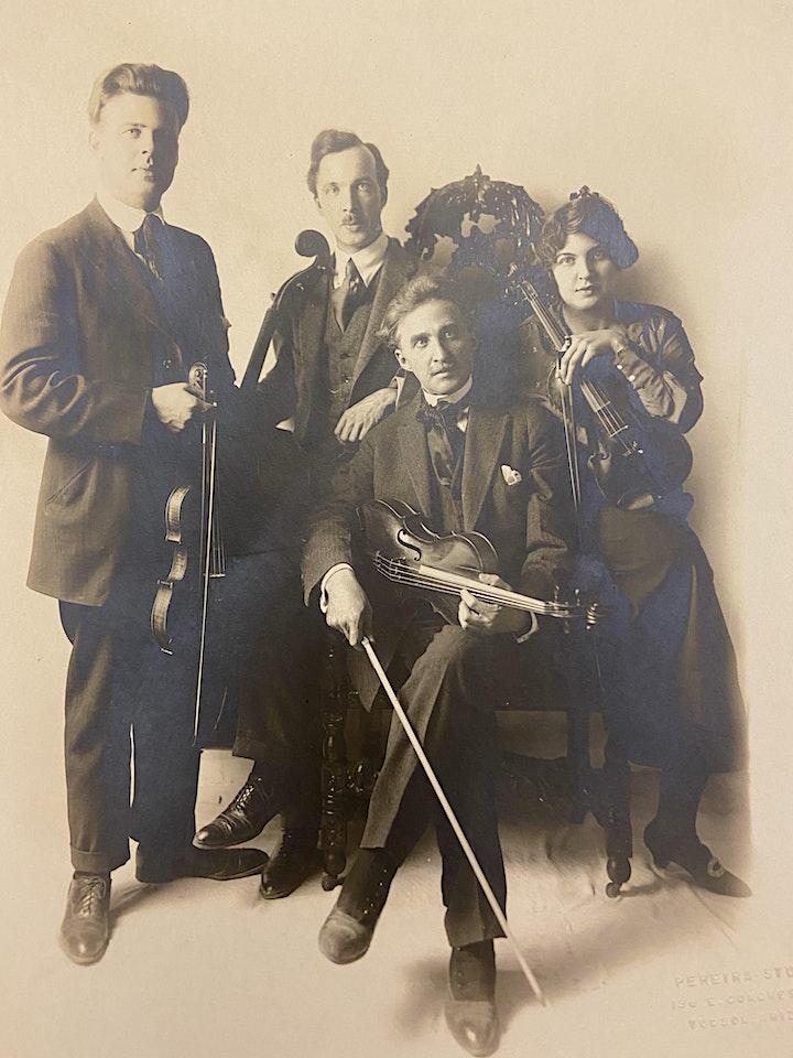 The Trailblazing Zoellner Quartet image
