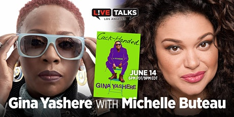 Gina Yashere in conversation with MichelleButeau tickets