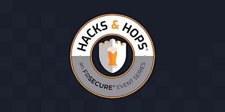 2021 Hacks & Hops - Virtual Security Conference biglietti
