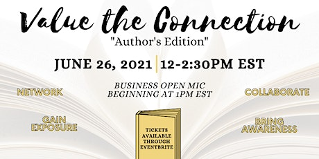 Value The Connection: Author's Edition tickets