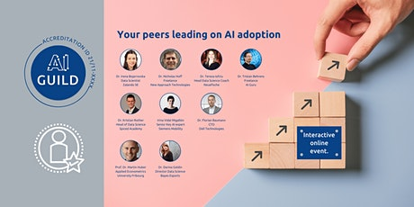 Europe's AI leaders: Accredited experts tickets