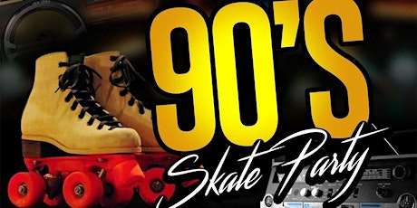 """LS4_MAGG Presents """"90's Skate Party"""" tickets"""