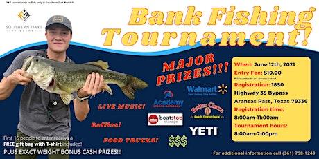 Big Bass Fishing Tournament tickets