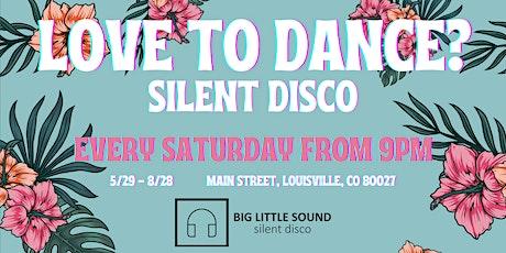 Silent Disco at Tiki on Main tickets