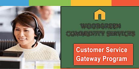 Customer Service Gateway Program Info Session tickets