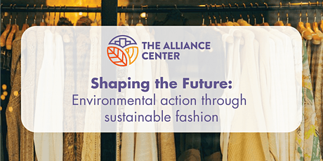 In-Person/Virtual: Environmental Action Through Sustainable Fashion tickets