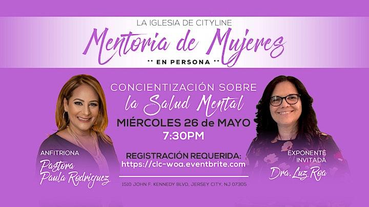 Women's Mentorship   Mentoría de Mujeres image