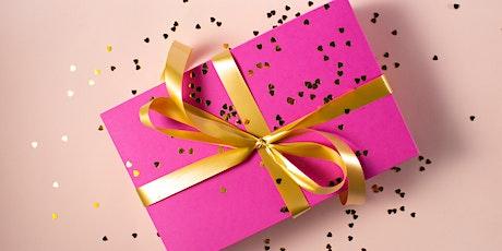 """Pratiquez l'anglais - """"Gift giving"""" (Intermédiaire) 45 minutes billets"""