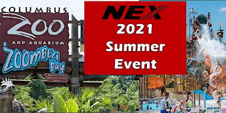 NEX 2021 Summer Event tickets