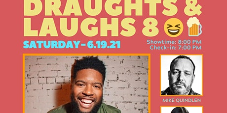 Draughts & Laughs - Checkerspot Brewing Co. Turns 3 - Chris Alan Headlines tickets
