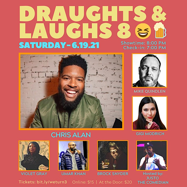 Draughts & Laughs - Checkerspot Brewing Co. Turns 3 - Chris Alan Headlines image