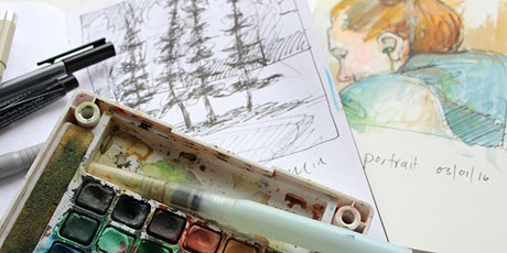 On the Road - Travel Plein Air Sketching with Michelle Wiebe tickets